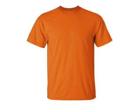 T-Paita huomio-oranssi